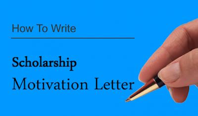 """كيفية كتابة خطاب دافع """"Motivation letter"""" جيد للمنحة (4 أمثلة جاهزة للتحميل بصيغة PDF)"""