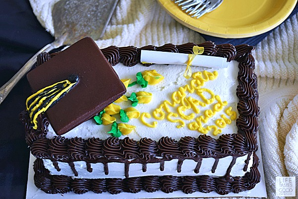 Graduation Ice Cream Cake by Baskin-Robbins | Life Tastes Good