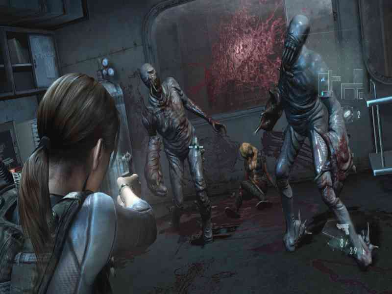 Resident Evil 4 Free Download Games-Highly Compressed File in 659 MB