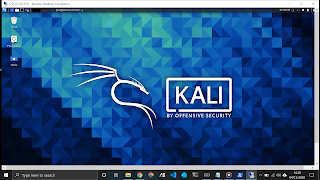Cara Install kali linux + GUI Desktop WSL 2 Windows 10
