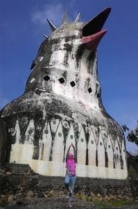 Gereja Ayam dan Bukit Rhema, Pesona Wisata Magelang Selain Borobudur