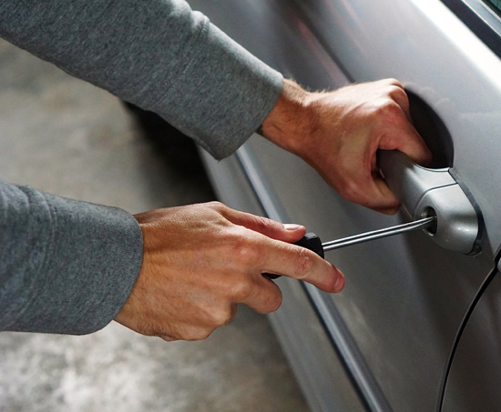 car theft image courtesy of Pixabay