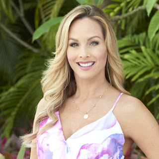 Clare Crawley Bachelor in Paradise CZ necklace