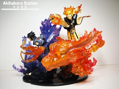 Review del Figuarts Zero Uzumaki Naruto 絆 kizuna (Relation) de Naruto Shippuden - Tamashii Nations