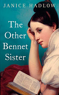 UK Book Cover: The Other Bennet Sister by Janice Hadlow