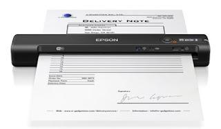 Epson WorkForce ES-60W téléchargements de pilotes