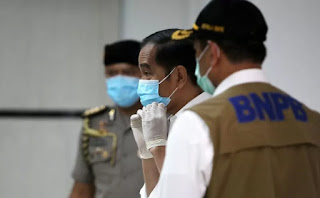 Sekedar Info: Jokowi Sudah Tidak Berada di Jakarta, Baru Tiba di Sumber, Solo