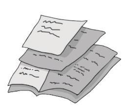 Kertas diproduksi dengan menggunakan mesin yang menghasilkan energi sangat besar. Bahan utama pembuatan kertas adalah pohon dan air. Untuk membuat 1 rim kertas berukuran A4 diperlukan 1 pohon yang usianya 5 tahun. Untuk menghasilkan satu lembar kertas dibutuhkan 2 gelas air.