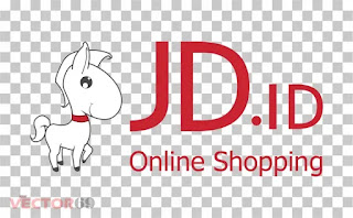 Logo JD.ID Online Shopping - Download Vector File PNG (Portable Network Graphics)