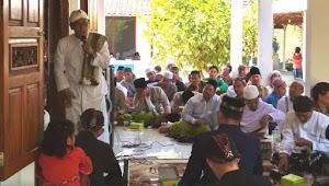 Haul Syeikh Abu Bakar Pulau Panjang, Kiai Harsono Singgung Sedekah Telur Angsa