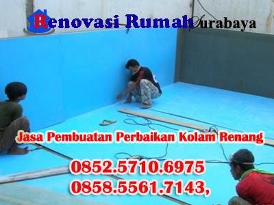 Harga Pembuatan Kolam Renang Surabaya