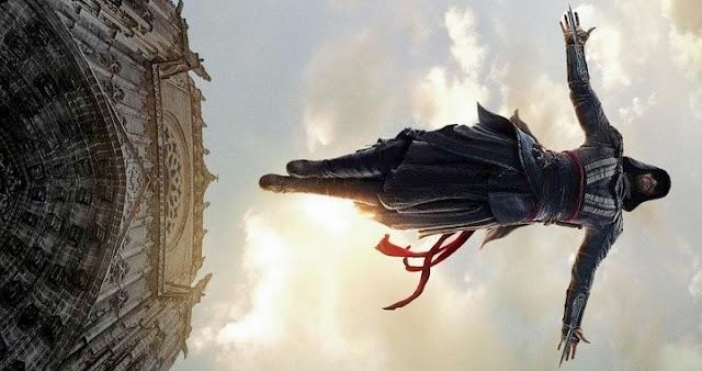Salto de fe en el nuevo vídeo de Assassin's Creed