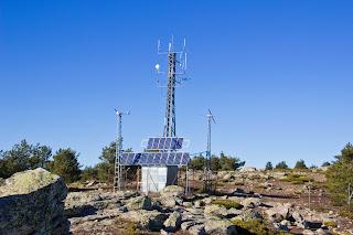 Sistema Aislado de Energía Solar en la Sierra de Madrid