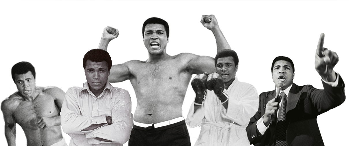 muhammad ali civil rights A pbs documentary explored how muhammad ali's fights outside the ring were as years of the civil rights of islam prophet elijah muhammad.