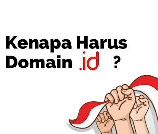 Kenapa Memilih Domain .id