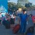 Nicaragua recibe a otros 100 nacionales que estaban varados en Panamá