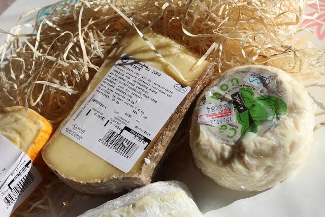 nom des fromages