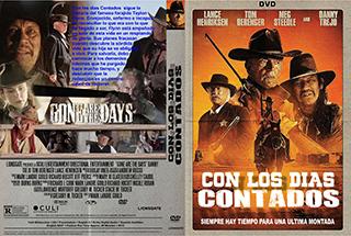 Gone Are The Days - Con los dias Contados - Cover DVD