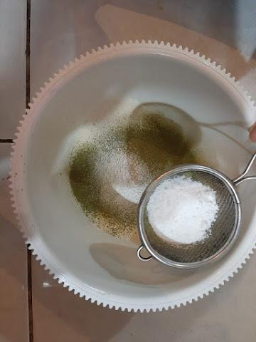 Resep Matcha Cake Sederhana