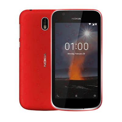 سعر و مواصفات هاتف جوال نوكيا 1 \ Nokia 1 في الأسواق