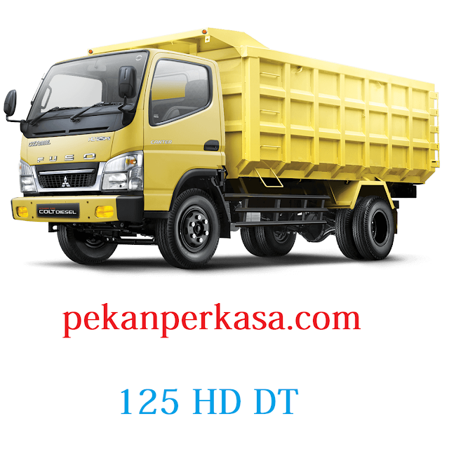 Colt Diesel FE 74 HD 125 Dump Truck