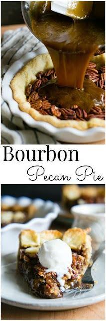 Amusing Bourbon Pecan Pie Recipe