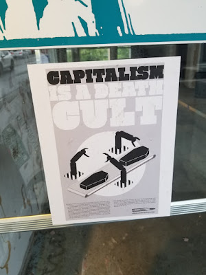 capitalism is a death cult