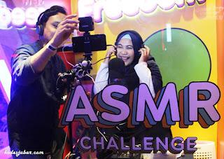 ASMR Challenge di Booth IM3 Ooredoo