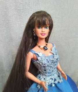 Mattel Jewel Hair Mermaids Teresa doll