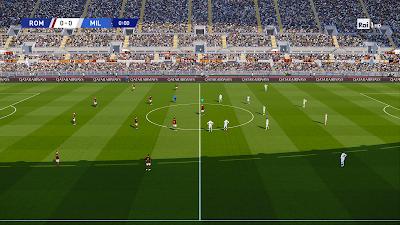 PES 2020 Italian Stadiums Pack Dark Spots Turf Fix by Kellilys