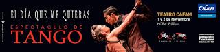 El dia que me quieras | Tango en Teatro Cafam