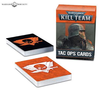 Kill Team tac ops