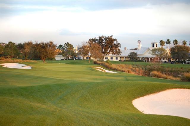 Celebration Golf Club em Orlando
