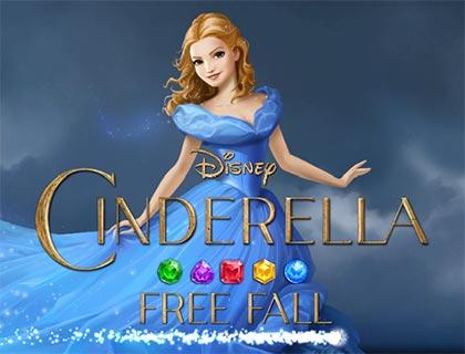 لعبة سندريلا Cinderella Free Fall