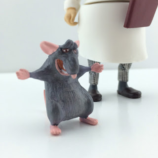 pixar ratatouille disney store figures 2007