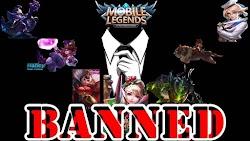 Daftar Hero Mobile Legends Wajib Banned Dalam Mode Draft Pick Part I