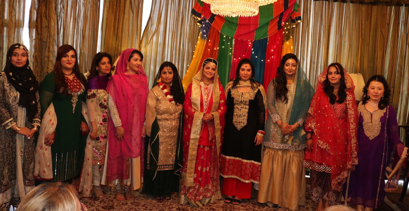 an analysis of the wedding ceremony in pakistan Tensions involve family traditions and the yearning for independence  they're  back in pakistan, a country she left when she was 5 years old.