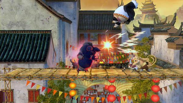 Kung Fu Panda Showdown of Legendary Legends PC Full Version Screenshot 1
