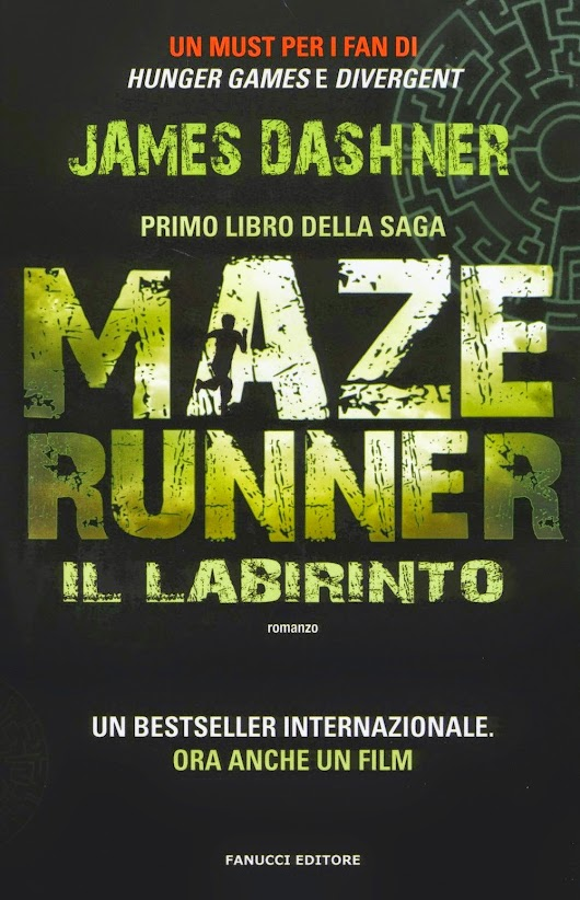 Maze runner, il labirinto - James Dashner