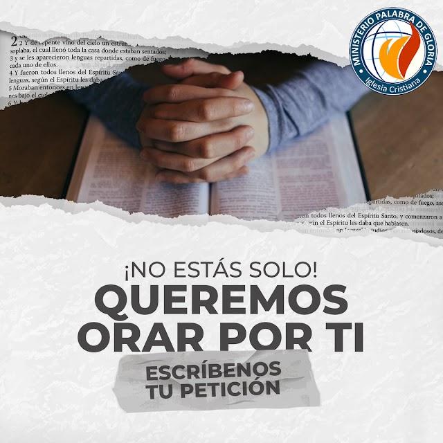 Servicio evangelistico- 8 agosto 2021