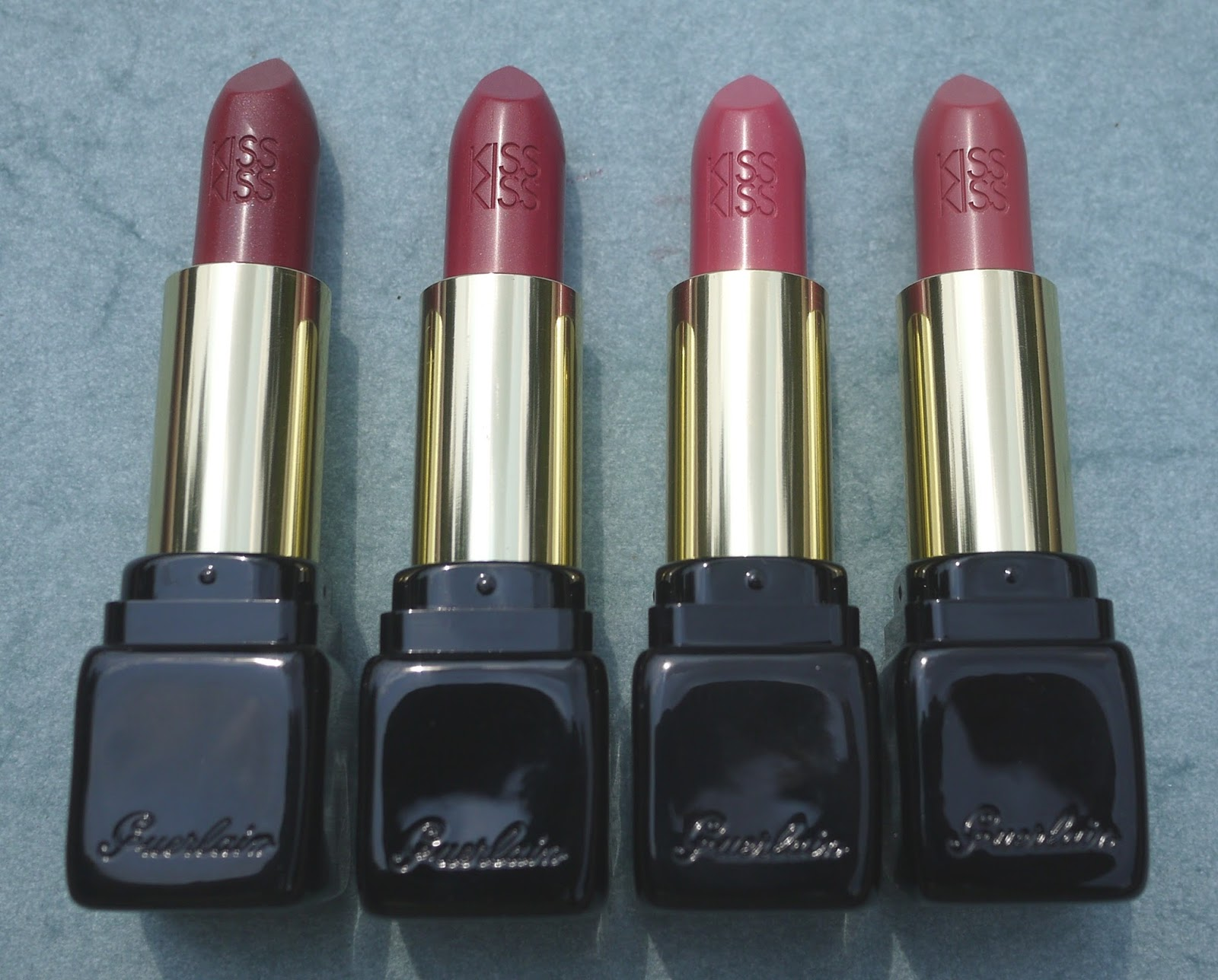 Best Things in Beauty: The New Guerlain KissKiss Lipstick ...