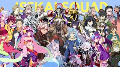 Beginilah Akibatnya Kalau Kebanyakan Nonton Anime Bertema Isekai