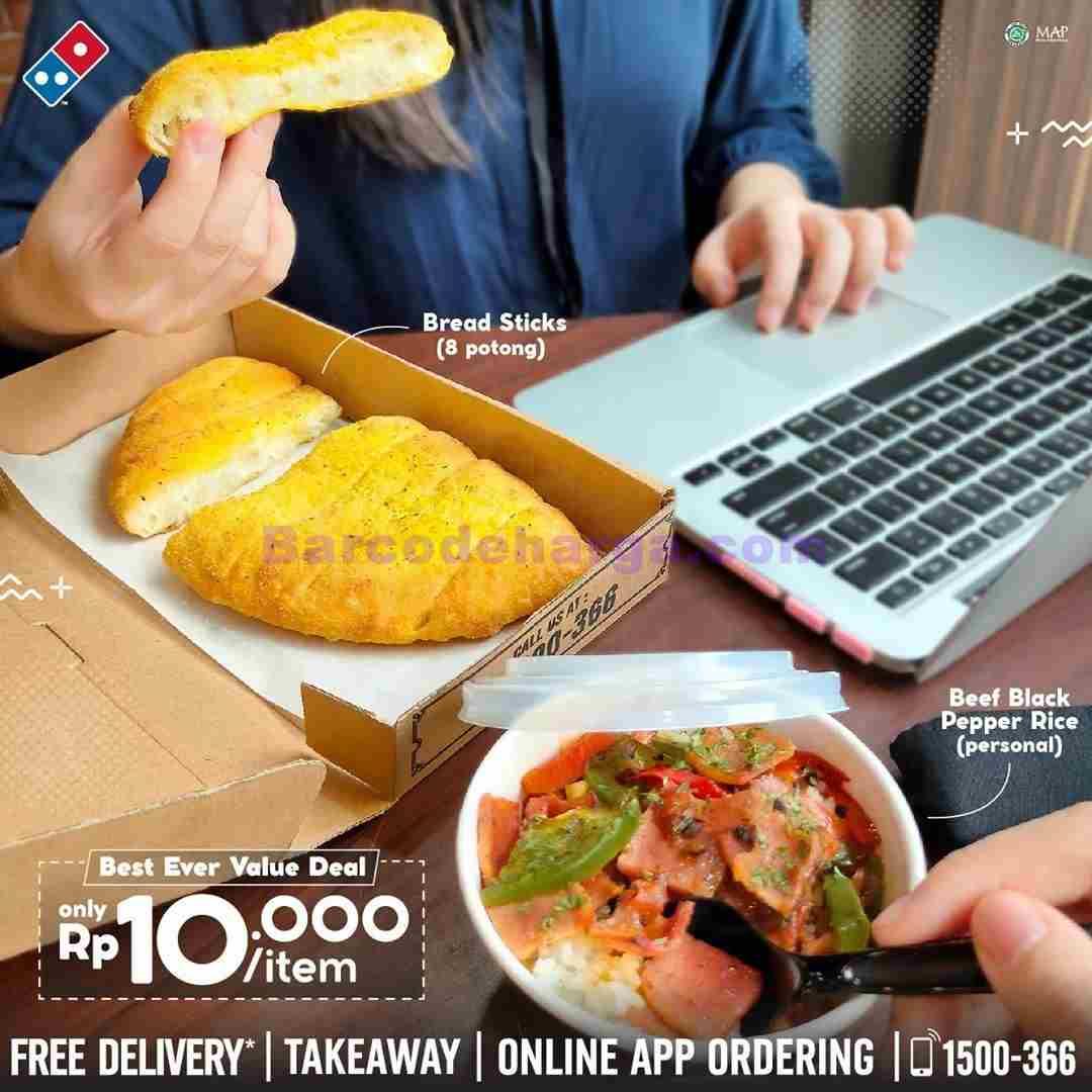 Harga Promo Dominos Pizza Terbaru Desember 2020 Barcodeharga Harga Promo Alfamart Indomaret Giant Hypermart Superindo Lottemart Carrefour