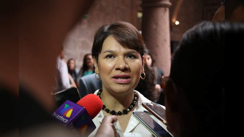 Ejecuciones en Morelia son crímenes pasionales, dice Comisionada de Seguridad