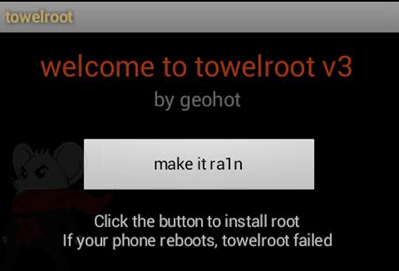 Cara Mudah Root Semua Jenis Android dengan Towelroot tanpa PC