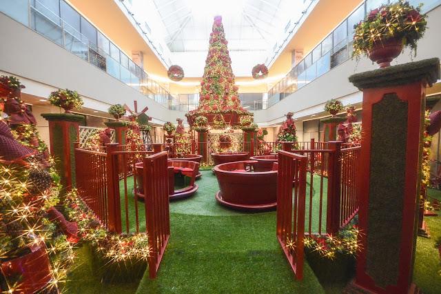 Programação natalina do Shopping Recife terá apresentações infantis, shows de luzes e oficinas gratuitas