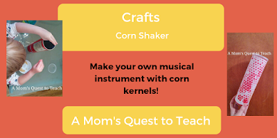 corn shaker craft