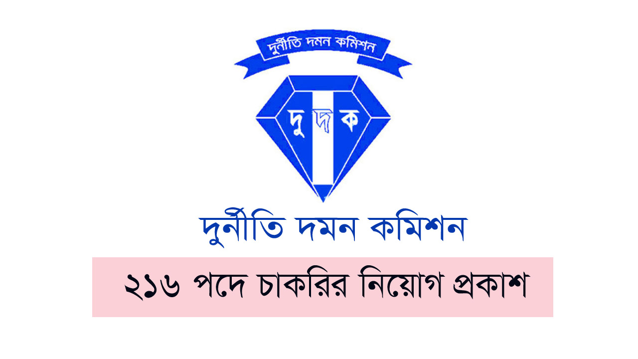Anti-Corruption Commission Job Circular 2019