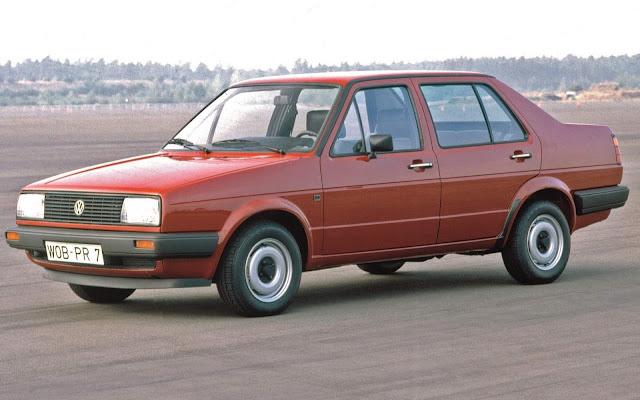 VW Jetta II