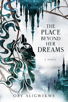 cover of The Place Beyond Her Dreams by Oby Aligwekwe